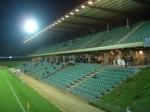 The impressive main stand