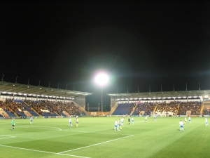 The Weston Homes Community Stadium