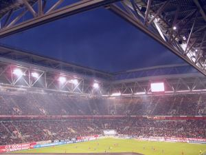 The LTU Arena