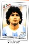 2 Maradona 1986 Pannini