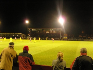 Altrincham 2 Eastbourne Borough 2