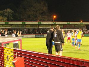 Stevenage Borough 3 Kidderminster Harriers 1