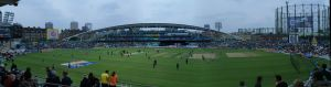 Oval Panorama from the Media Box