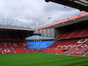 Redevelopment at Old Trafford 3
