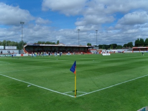Tamworth v Grays
