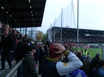 A last minute equaliser in Essen