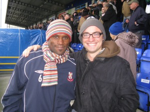 Frank Sinclair at Chester City
