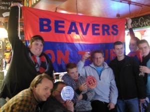 Beavers on tour