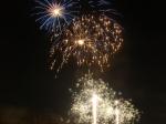 Free fireworks?