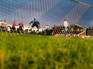 Grass roots football!