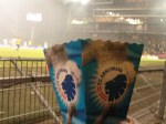 Popcorn...at football?