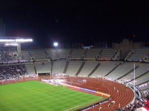 Barcelona 199272 Olympic Stadium