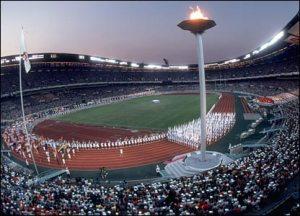 Seoul 1988 Olympic Stadium