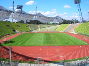Munich 1972 Olympic Stadium