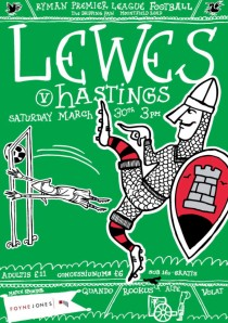 Lewes v Hastings 2013