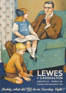 Lewes v Carshalton 2013