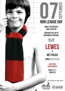 Lewes v Met Police 2013 NLD