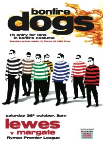Lewes v Margate 2013
