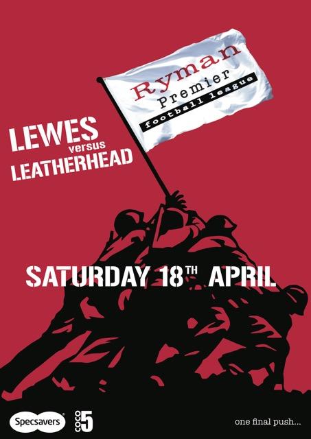 Lewes v Leatherhead 2015