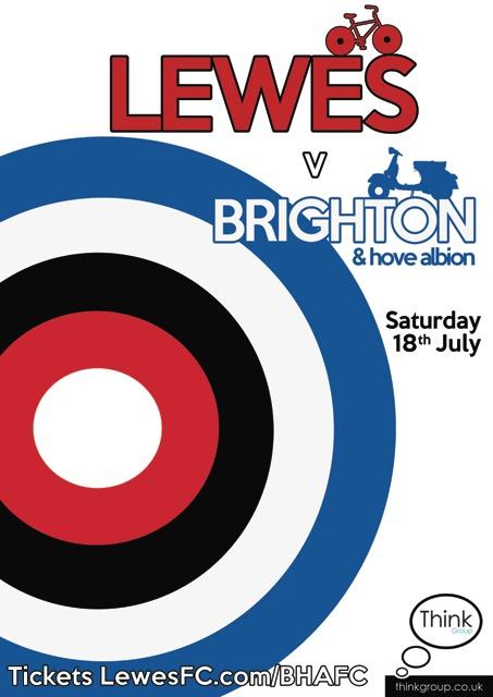 Lewes v Brighton 2015